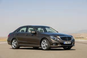 updated 2014 mercedes e class photos and details