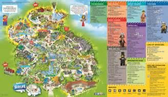 legoland california interactive map summer 2014