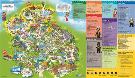 printable map legoland windsor legoland hotel resource page legoland carlsbad