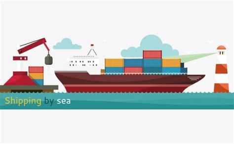 el barco de vapor descargar gratis vector de transporte mar 237 timo barco de vapor carguero