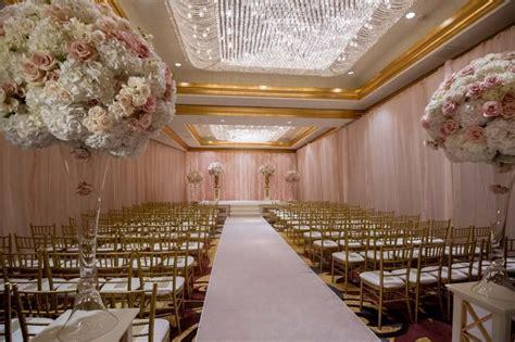 wedding hotels in atlanta ga a floral wedding at the four seasons hotel in