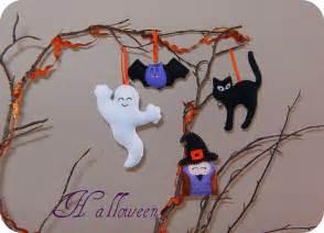 M M Decorations Adornos De Fieltro Para Halloween Felt Decoration Flickr