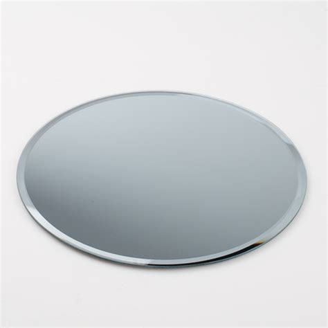 ten 10 quot round glass table mirrors bulk buy