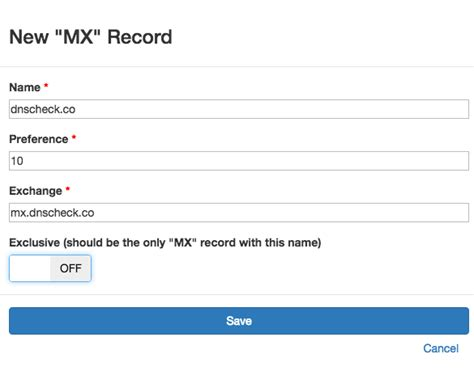 How To Check Your Record Check Your Dns Mx Records Dns Check