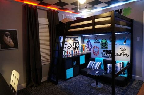 Snowboard Bedroom Decor by Sports Bedroom Ideas Design Dazzle