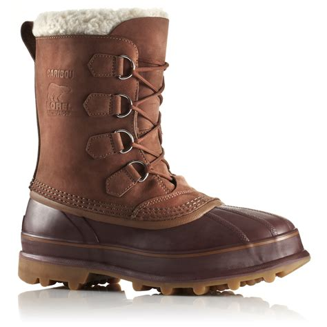 caribou boots sorel mens caribou winter boot