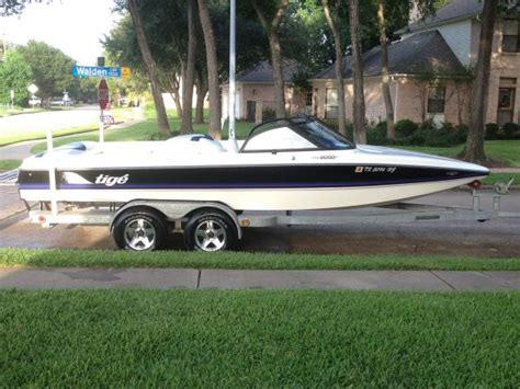 tige boats for sale houston skylon barefoot boom espotted