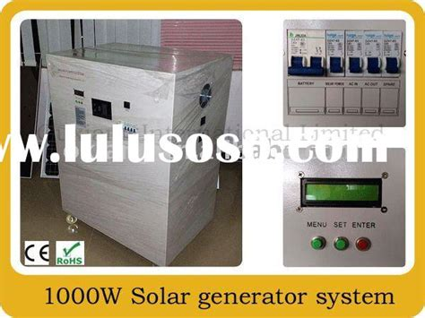 solar power backup generator home how to solar power