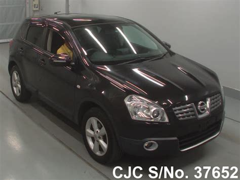 nissan dualis 2008 black 2008 nissan dualis black for sale stock no 37652