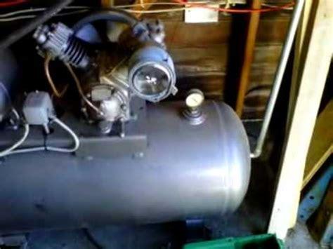 1950 westinghouse air compressor