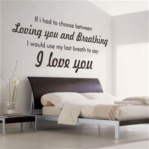 idea da letto scritte decorative in da letto ecco 20 idee