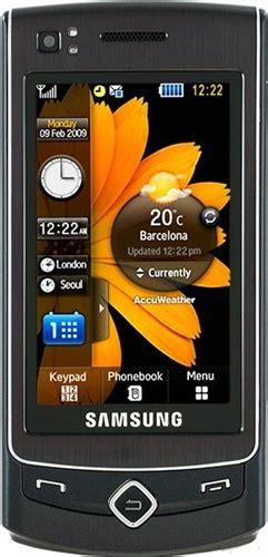 Hp Samsung S8300 Ultra Touch samsung s8300 ultratouch unlocked quadband gps hsdpa 8mp cellular phone platinum black