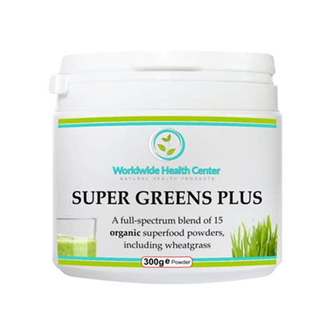 Greens Plus Daily Detox by Greens Plus 300 G Powder Buy 6 And Get 6 Free