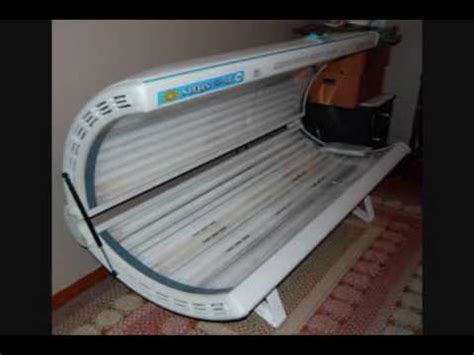 tanning bed  sale sunquest pro  rs wolf system youtube
