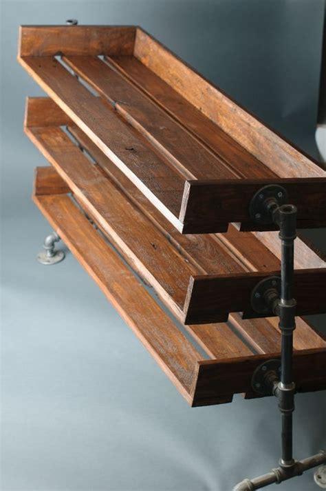 Handmade Shoe Rack - 1000 ideas about shoe racks on wall mounted