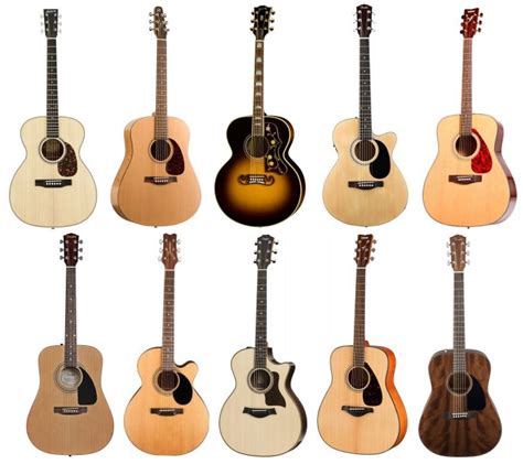 best guitar the top 10 best acoustic guitars of all time the wire realm