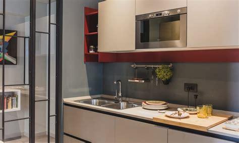 soggiorno  cucina  vista  locale dispensa casafacile