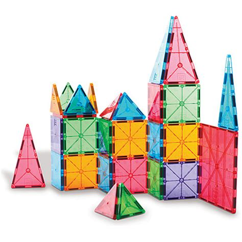 Magna Tiles Design Ideas by Magna Tiles Clear Colors 100pc By Valtech Franklin S Toys