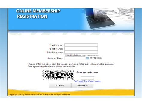 pag ibig website online enrollment section 100 hdmf official site how to check pag ibig
