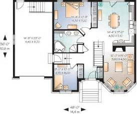 garage house floor plans small house plans with garage smalltowndjs