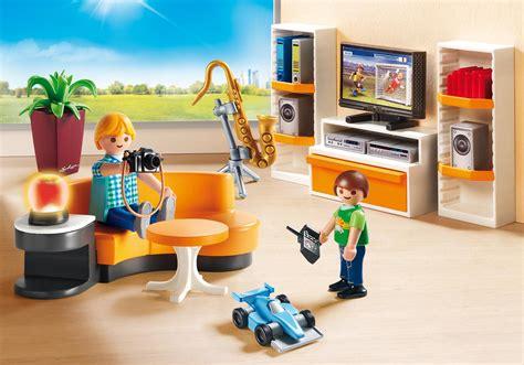 playmobil wohnzimmer living room 9267 playmobil