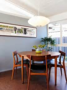 Mid Century Dining Room My Houzz A Mid Century Marvel Revived In Long Beach