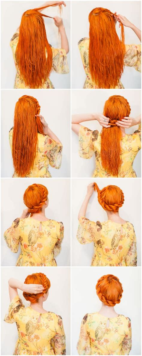 15 hairstyles inspired from rope 15 hairstyles inspired from rope braids pretty designs