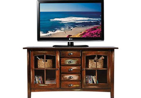 rooms to go media console shop for a foxborough pine console at rooms to go