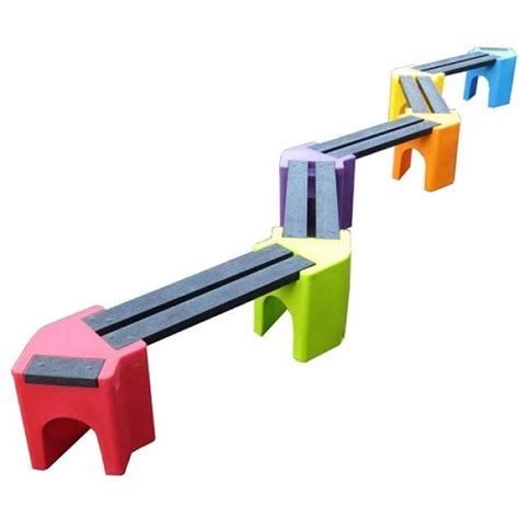 learn bench the zig zag learning bench buy online from kingfisher direct