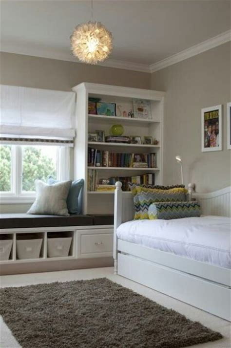 bookcase window seat dream home pinterest