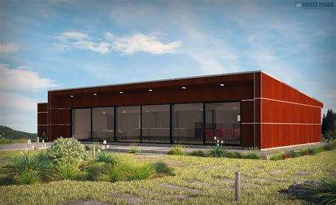Charming 4 Bedroom Barn House Plans #3: Symmetry-2016-exterior-1024x626.jpg