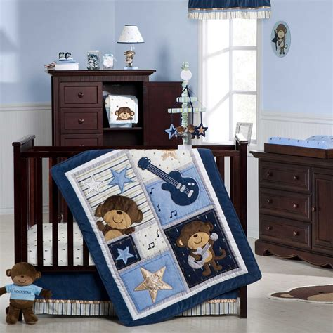 Rock N Roll Crib Bedding by Rock N Roll Bedding And Comforter Sets Top Picks