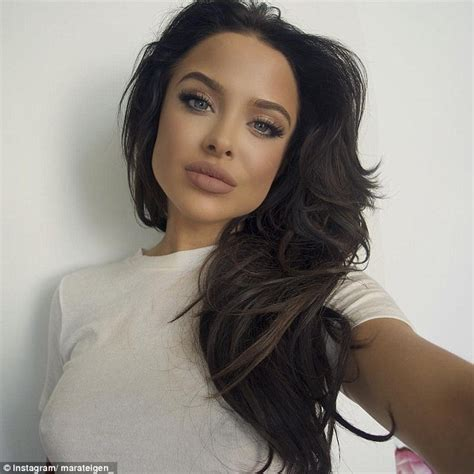 who is the pretty woman on the viagra commercials mara teigen who appeared in kylie jenner s lip gloss