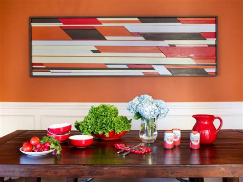 diy art ideas hgtv diy wall art projects anyone can do hgtv