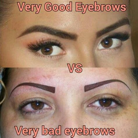 bad eyebrow tattoo eyebrows permanent makeup and the o jays on