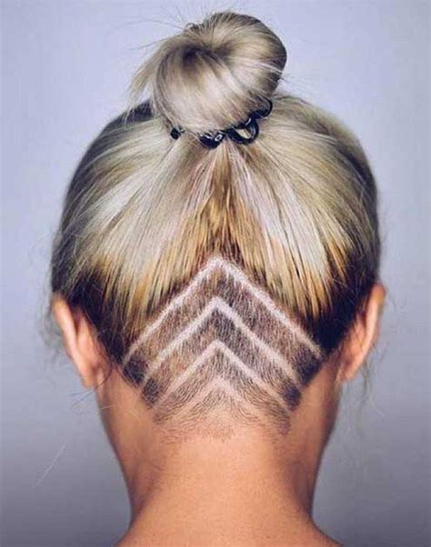 cutting womens hair on an odd shaped head m 225 s de 25 ideas fant 225 sticas sobre pelo rapado en pinterest