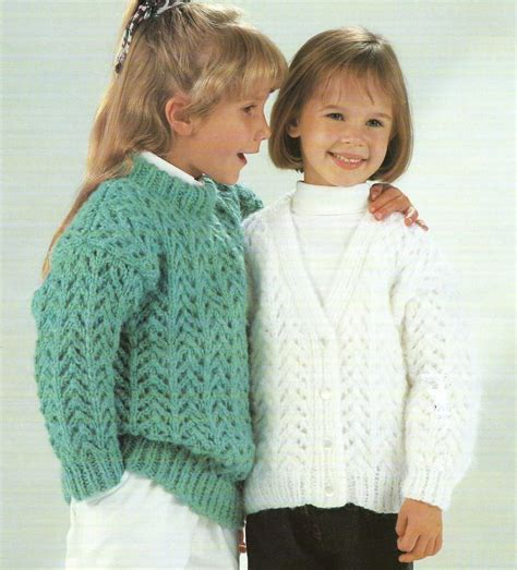 free knitting patterns chunky cardigans knitting pattern chunky cardigan and sweater 24 32