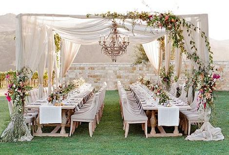 spring wedding trends weddings romantique