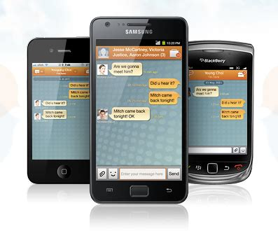 android version of imessage chaton samsung s version of imessage arrives in android market techcrunch
