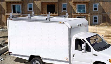 Box Truck Rack System enclosed ladder racks utility rig for enclosed trucks box trucks system one