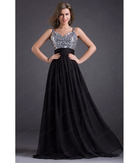 Chiffon Gown Black by Simple Black Floor Length Gown Fashion Dresses