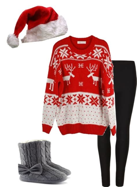 18 comfortable christmas polyvore combinations fashionsy com