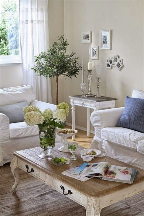 shabby chic livingrooms 26 charming shabby chic living room d 233 cor ideas shelterness