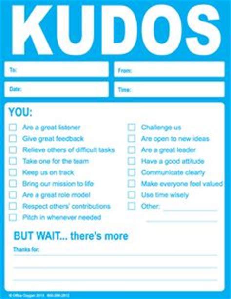 kudo cards templates team leader inspiration on employee