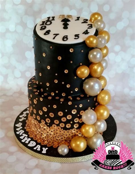 new year yellow cake bubbly new years birthday cake cake by cakes rock
