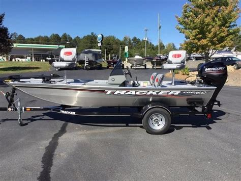 bass tracker boats for sale in nc mercury new and used boats for sale in north carolina