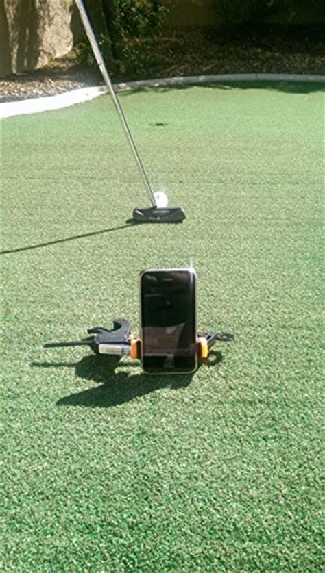video camera for golf swing analysis cam shaft phone iphone android cam caddy camera gopro