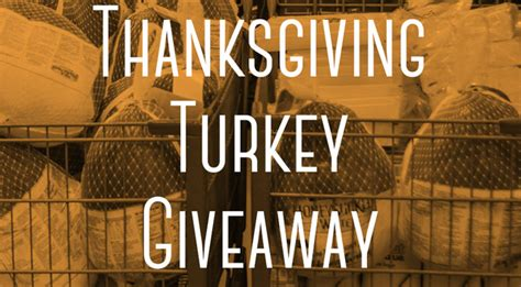 Free Giveaways Today - free turkey giveaway today fire department keith road in lumberton setx church guide
