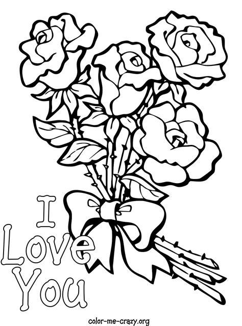 colormecrazy org valentine coloring pages