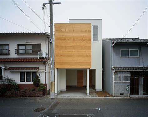 Osaka House by Aeccafe House F In Osaka Japan By Kenji Architectural Studio